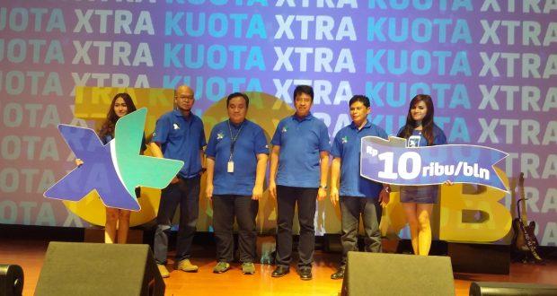 XL Luncurkan Paket Xtra Combo Baru, Harga Ceban Dapat 30 GB