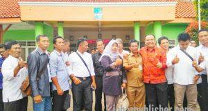 Desa Pasir Sari Mendapat Kunjungan Dari Bupati Bangli