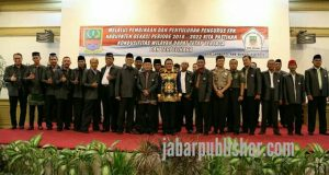 Wakil Bupati Bekasi Kukuhkan FPK 2018-2022