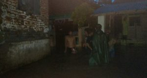 Akibat Sungai Dangkal, Lima Blok di Desa Pamijahan Plumbon Terendam