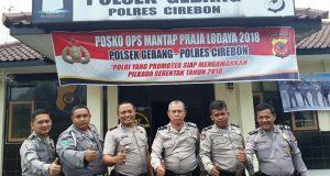 Dicap Rawan Kriminal, Polsek Gebang Siap Gencarkan Patroli & Siskamling
