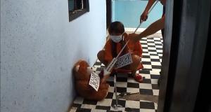 Polisi Gelar Rekonstruksi Penganiayan Berujung PembunuhanBalita di Tasikmalaya
