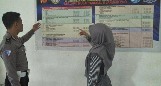 "Ini Kata Kasat Lantas Polres Cirebon, Soal Sosialisasi Aturan Baru ""Plat Nomor Cantik"""