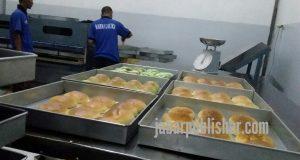 Lapas Cikarang Produksi 'Bakery' Ala Cafe