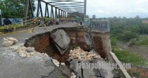Jembatan Cipamingkis Longsor, Dewan Minta Pemkab Bekasi Koordinasi dengan Kementerian PUPR