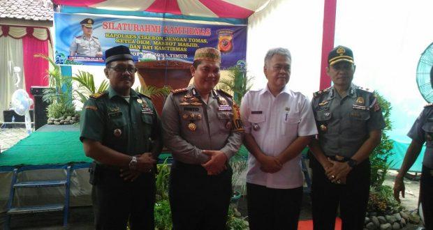 Silaturahmi Ulama, Kapolres Kupas Bahaya Fitnah Cyber War