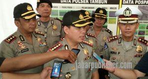 Polrestro Bekasi Ajak Warga Kab. Bekasi Ikut Turnamen Kapolres Cup