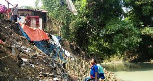 Empat Rumah di Blok Kebagusan Sitiwinangun Longsor