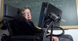 Fisikawan Fenomenal Stephn Hawking Meninggal Dunia