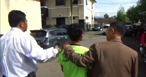 Polisi Tangkap Seorang Pelaku Yang Diduga Penyebar Berita Hoax di Tasikmalaya