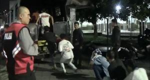 Pesta Miras, Belasan ABG Di Tasik Diamankan
