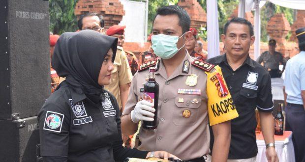 """Ramadhan Lanjut Pilkada, Kapolres Cirebon Minta Warga Jadi """"Informan Pekat"""""""
