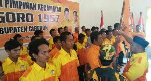40 PK Kosgoro Wajib Menangkan Pasangan Rakyat