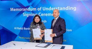 Lebarkan Sayap, bank bjb Teken MoU dengan Al Rajhi Bank Malaysia