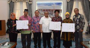 Tiga Lembaga Pendidikan Tinggi Dapat Hibah Tanah dari Pemprov Jabar