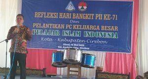 Pengurus Cabang KB PII Cirebon Periode 2018-2022 Telah Dilantik