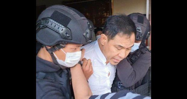 Eks Petinggi FPI Munarman Ditangkap! Diduga Terlibat Aksi Terorisme